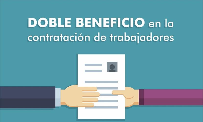 Hans Soluciones doble beneficio en la contratacion de trabajadores - Inicio