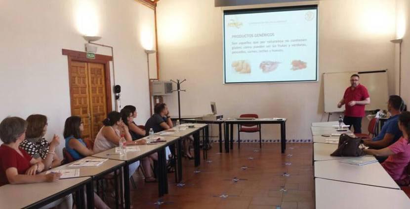 Responsables y trabajadores de Guarderías y Comedores Escolares de Jaén se forman en la Gestión de Alergias e Intolerancias Alimentarias.