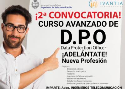 Curso Avanzado de D.P.O. (Data Protection Officer)