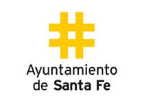 home Logo Ayuntamiento de Santa Fe - Inicio