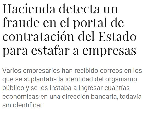fraude pDC